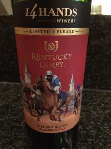 Derby wine
